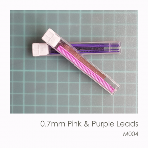 47. Pink and Purple Leads
