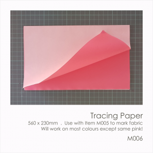 28. Tracing Paper